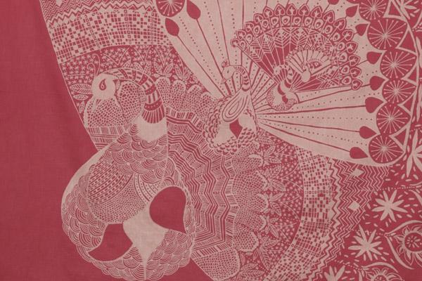 foulards-hommeoiseaux batik
